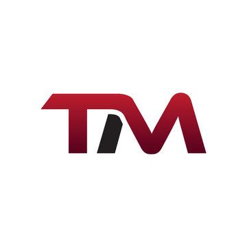 Modern Initial Logo TM