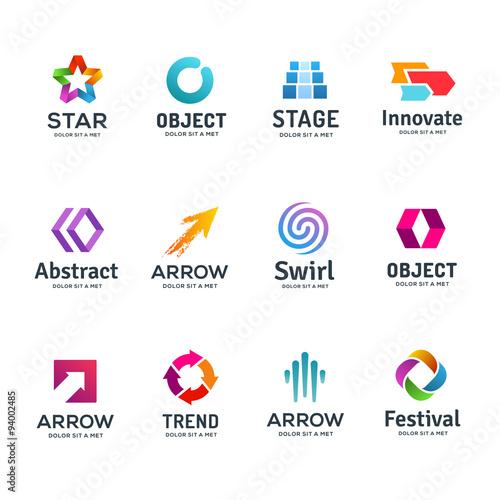 Business logos design myself