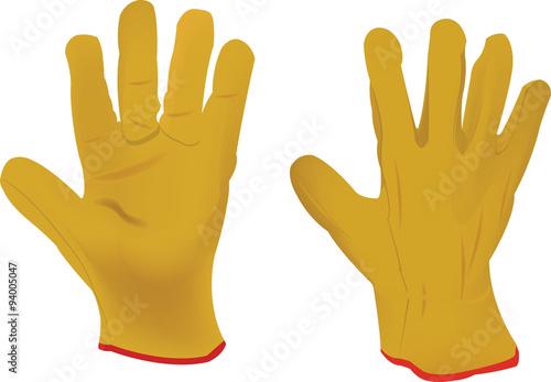 Super sconto miglior prezzo liquidazione a caldo guanti gialli da lavoro