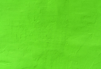 Green color wall texture