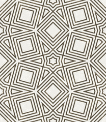 Geometric abstract background with grunge effect.