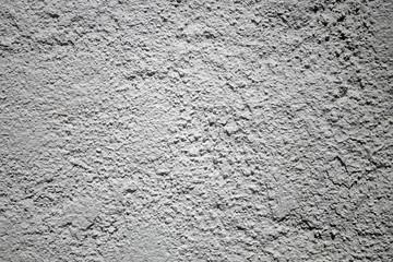 Vintage grungy white plaster background