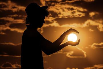 Güneş&Adam