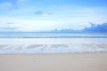 Beach of Thailand, phuket province