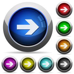 Right arrow button set