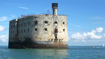 Photo sur Aluminium Fortification Fort Boyard