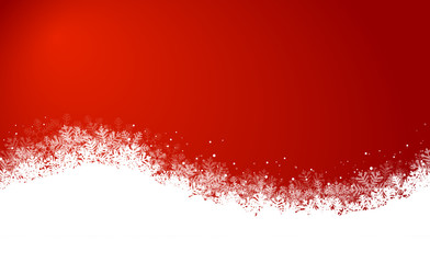 Wall Mural - Red Christmas Background Texture Swing