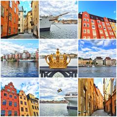 Stockholm, capital of Sweden