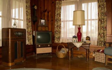 Antique Livingroom