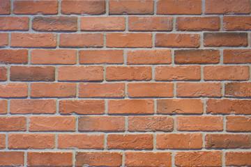 Vintage Brick Wall Background - Texture