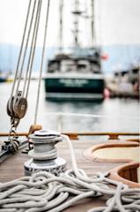 Sailing Cowichan Bay BC Canada II