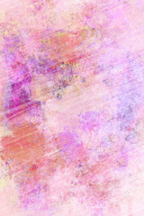 pink pastel colored grunge background