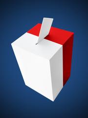 Polish ballot box