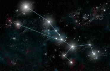 The Constellation of Taurus