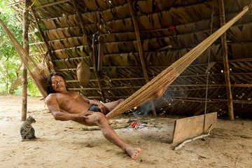 Waorani Indigenous Life Style