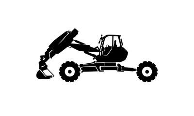 heavy tractor image