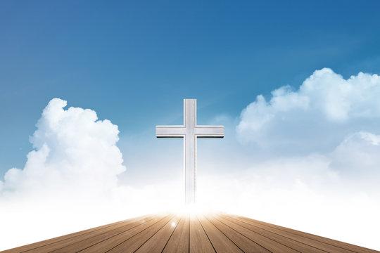 십자가와 길