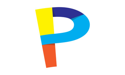 P Logo Vector