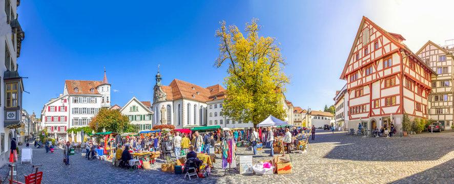 St. Gallen, Altstadt