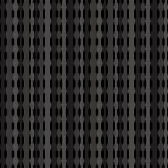 Seamless pattern wavy lines. なみなみラインのパターン