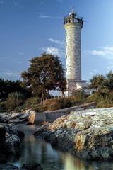 Lighthouse in Savudrija