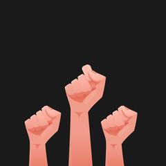 Fist illustration