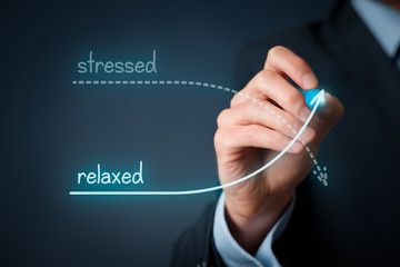 Stressed versus relaxed