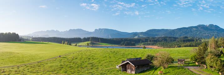 Attlesee, Nesselwang im Allgäu