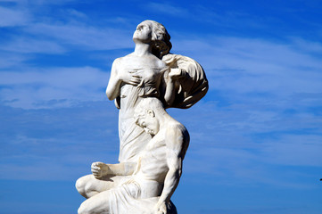 Statue italiane del sud Italia