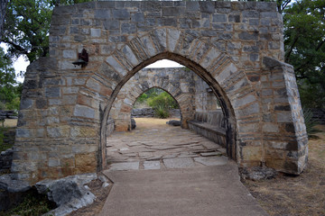 Arches/Stone and Brick Archway