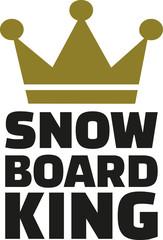 Snowboarding king