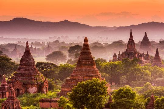 Bagan Archeological Zone