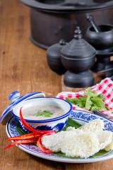 Thai rice cracker