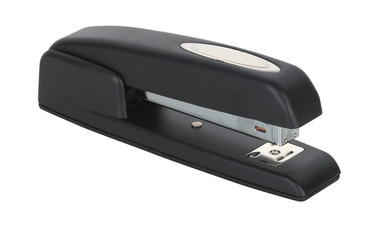 Black professional stapler