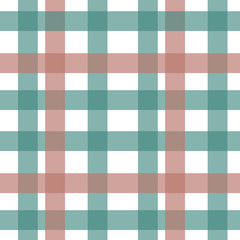 Seamless vector vintage checkered pattern. Can use as wrapping, wallpaper, fabric print, cook, kids design. Selection of color schemes - in portfolio.
