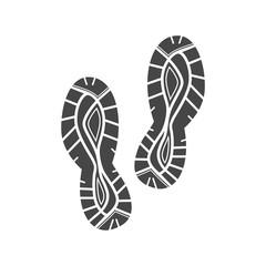 Sport shoe icon