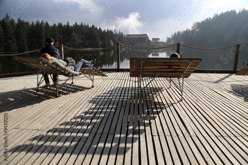 Relaxen am Mummelsee Nordschwarzwald