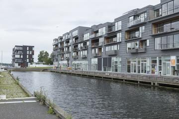 Moderner Yachthafen Nykøbing