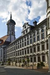 Jesuitenkolleg und Jesuitenkirche, Dillingen