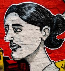 Graffiti Milano 3 - Grecia antica filosofia