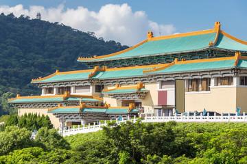 Gugong National Museum Taipei Fototapete