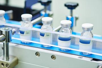 pharmaceutical glass bottles production line