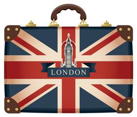suitcase with Big Ben