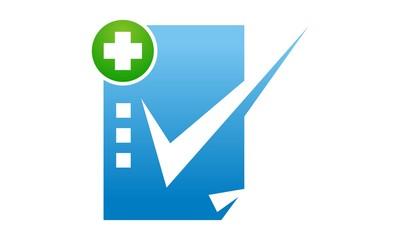 Health Check Mark