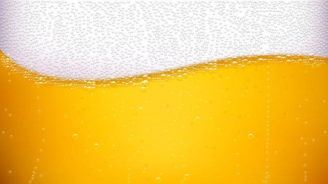 beer back wave