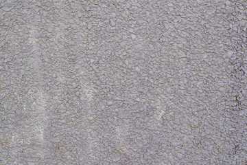the surface of small stones