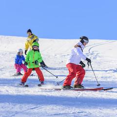 Familien-Skischule