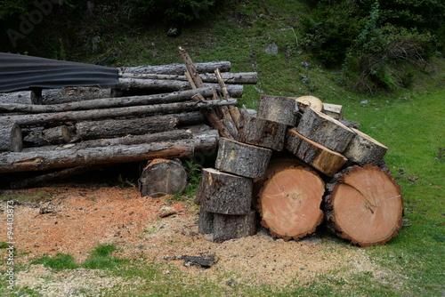 baumst mme stockfotos und lizenzfreie bilder auf bild 94403873. Black Bedroom Furniture Sets. Home Design Ideas