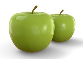 Apple - 3D