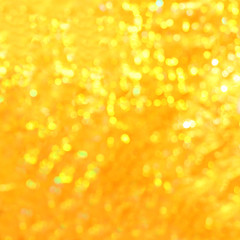 Gold Glitter. Golden Background with Sparkle